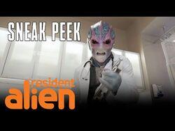 Do Aliens Bite? - Next On Resident Alien - Episode 102 - SYFY