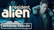 Syfy's Resident Alien -Official Trailer (2021) Alan Tudyk