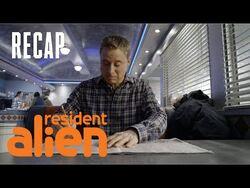 Harry Looks For A Job -RECAP- - Resident Alien - SYFY