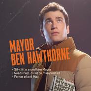 Mayor Ben Hawthorne
