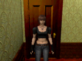 Unlockable costumes in Resident Evil