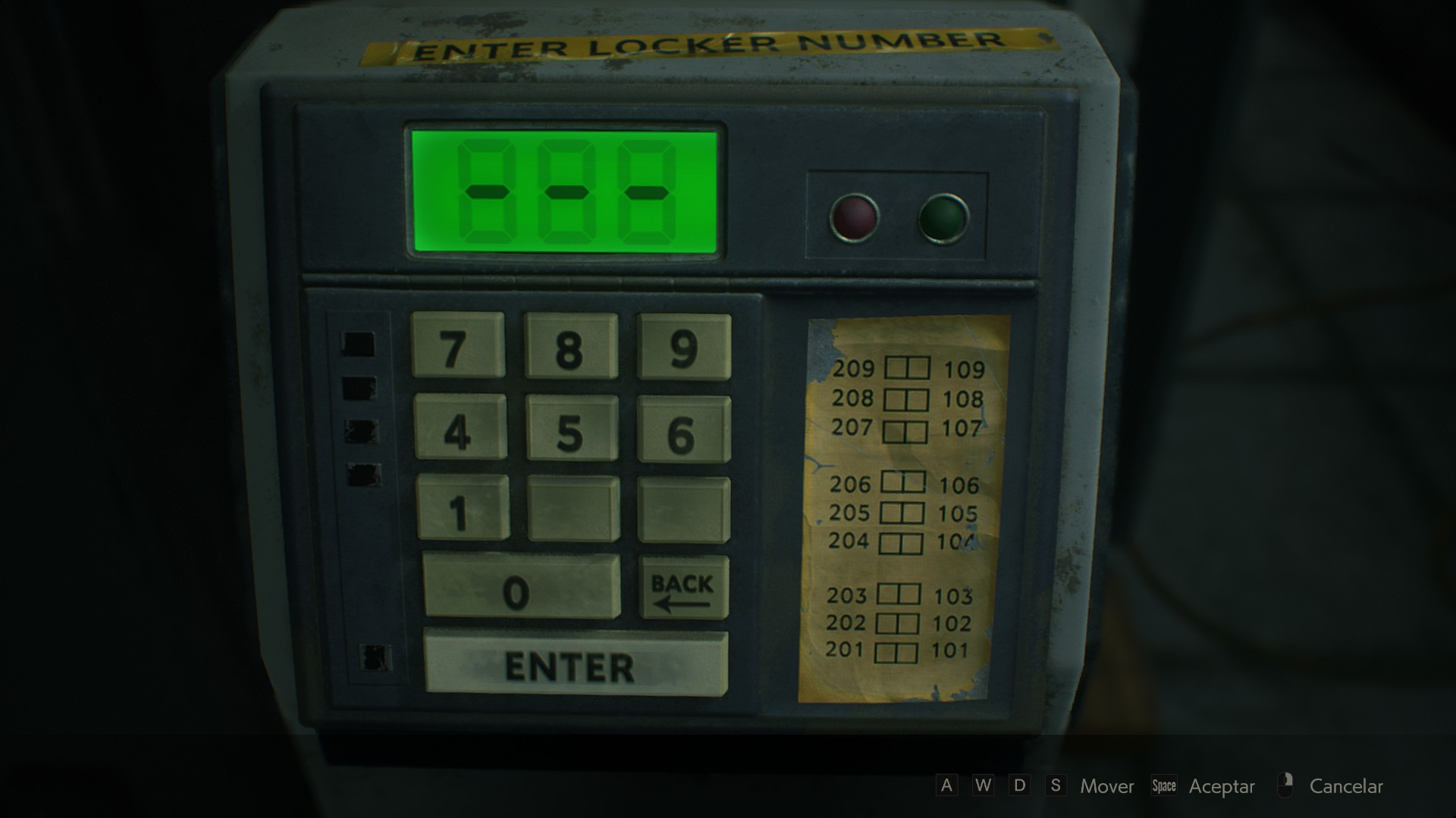 Acertijos de Resident Evil 2 (remake)