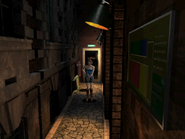 RE3 D Shopping District Alley 2