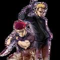 Wesker & Krauser Clan Master