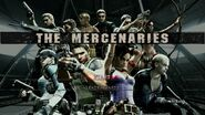 RE5 Mercenaries