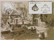 Resident Evil 5 Ndipaya Kingdom concept art 8