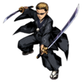 Albert Wesker Samurai Clan Master
