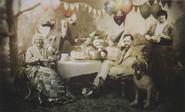 Baker family photo