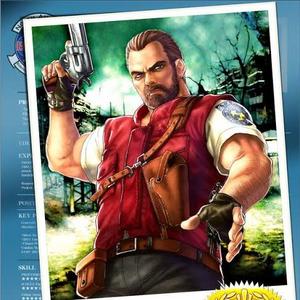 Barry Burton BIOHAZARD Team Survivor RE1.png