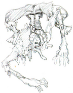 Early Licker concept art 6