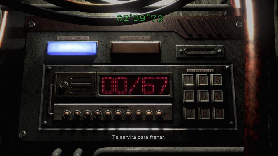 Acertijos de Resident Evil 0
