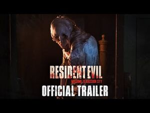 RESIDENT EVIL- WELCOME TO RACCOON CITY - Official Trailer (HD) - In Theaters Nov 24