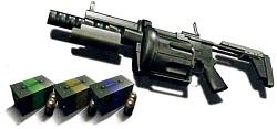 Grenade Launcher (RE6)