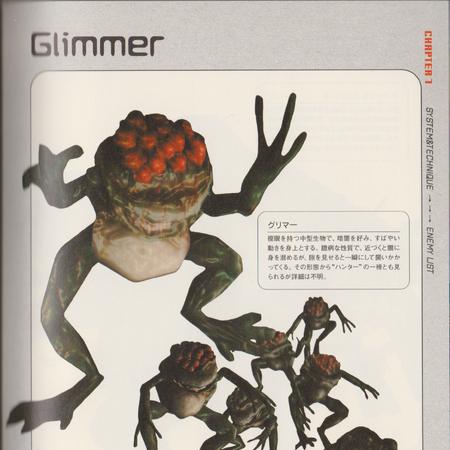 Gun Survivor 4 Biohazard Official Guidebook - page 19.png