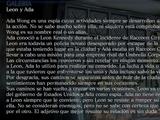 Leon y Ada