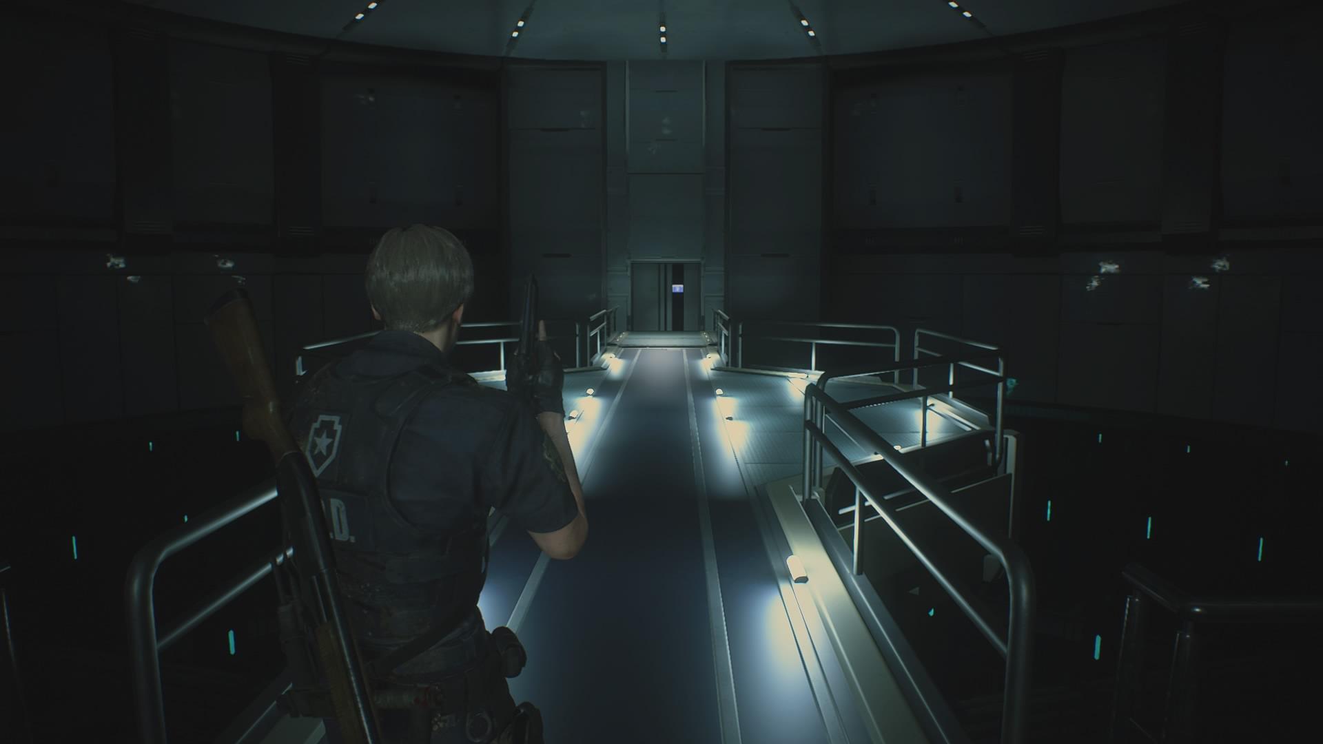 Bioreactors Room