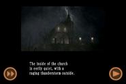 RE4 mobile edition - Rescue Ashley cutscene 1 part 2