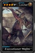 Deadman's Cross - Executioner Majini card
