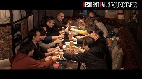 Resident Evil 2 Roundtable Part 1