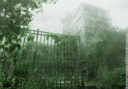 Resident Evil Outbreak Artwork Hospital Hopital Arklay Abandonned (6)