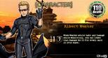 BIOHAZARD Clan Master - Albert Wesker - Character Stats