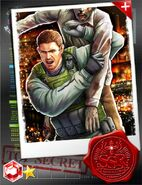 Chris Redfield RE6 Team Survive