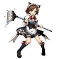 Jill Cat Maid Clan Master