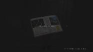 RE2 remake Raccoon Monthly, June Issue file page1 jap