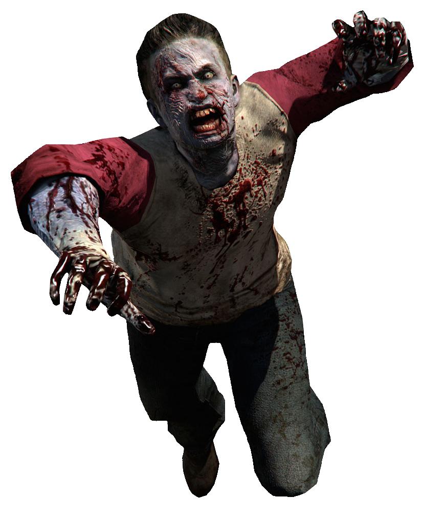 C-Virus Zombie