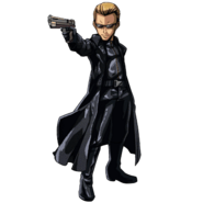 Albert Wesker RE5 Clan Master3