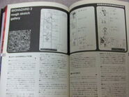 RESEARCH ON BIOHAZARD 2 - Rough sketch gallery 1