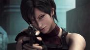 Ada with a handgun