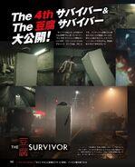 RE2 remake Famitsu Jan 2019 11
