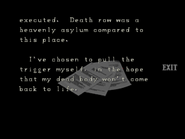 RE264 EX Mercenary's log 06