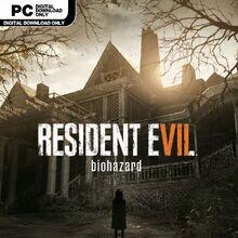 Resident Evil 7 biohazard PC Boxart.jpg