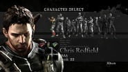 Chris Redfield (BSAA)