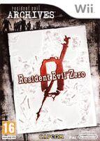 Resident Evil 0 Archives PAL