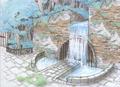 Mansion Artwork - True Story Behind Biohazard 10