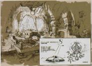 Resident Evil 5 Ndipaya Kingdom concept art 11