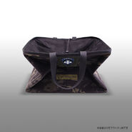 VOLK×BIOHAZARD Multi-Folding Bag camo 4