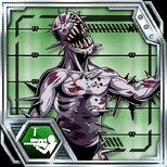 BIOHAZARD Clan Master - BOW card - Iron Maiden