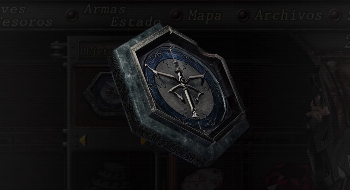 Emblema Hexagonal