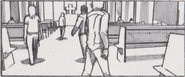 Resident Evil 6 storyboard - Tall Oaks Cathedral 22