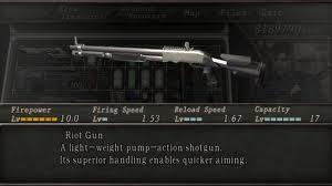 Arma Antidisturbios