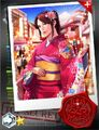 Claire Redfield BIOHAZARD Team Survivor Kimono costume