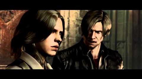 Resident Evil 6 offiziellen Trailer