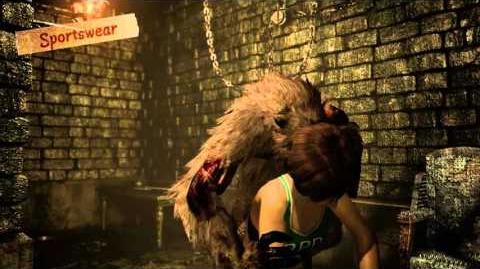 Resident Evil EX Costumes Trailer