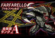 BIOHAZARD Clan Master - Battle art - Farfarello