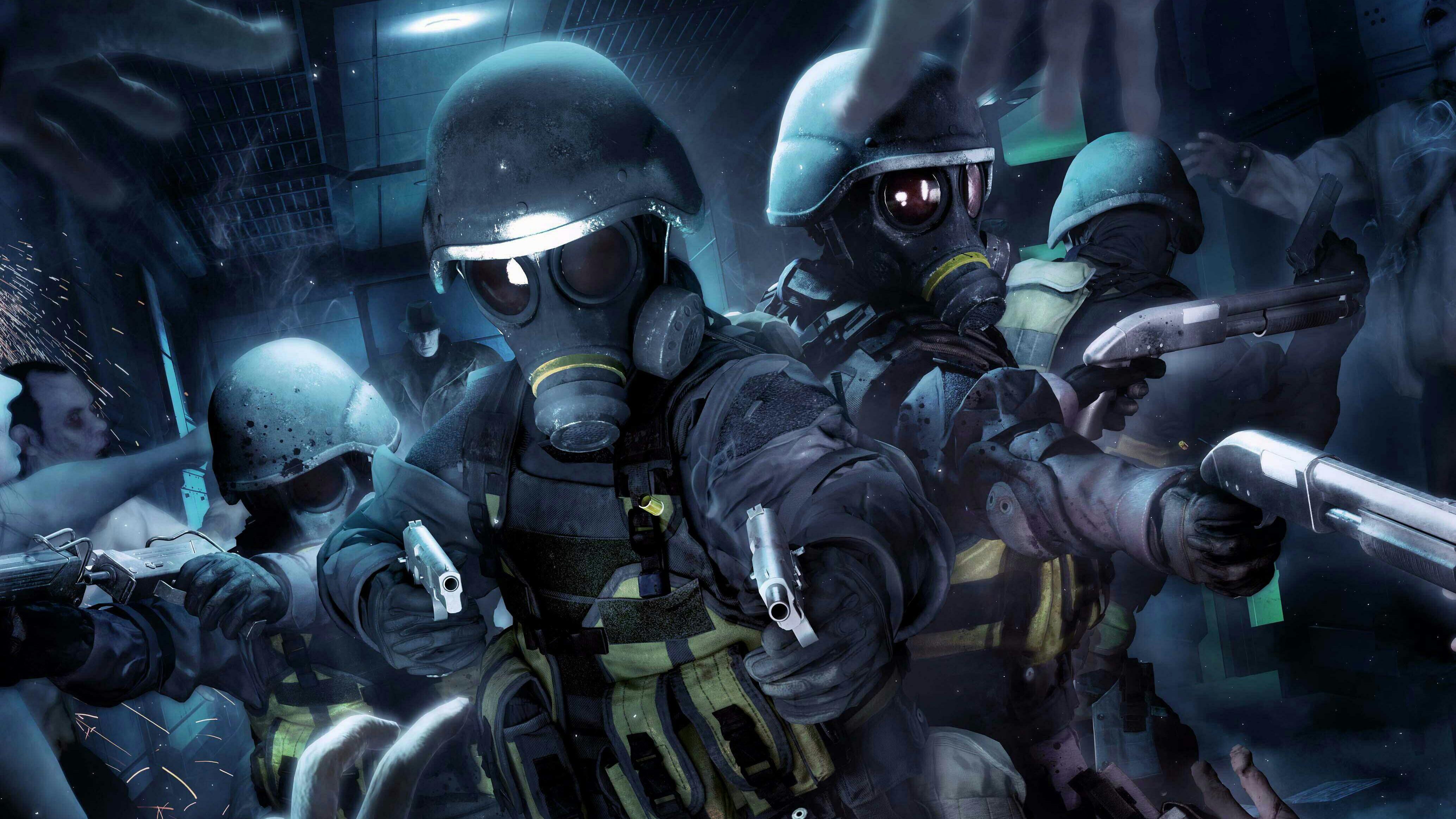 Biohazard: Valiant Raid