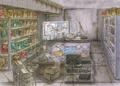 Mansion Artwork - True Story Behind Biohazard 21